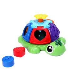 Leap Frog Sorting Surprise Turtle Toy - Multicolor