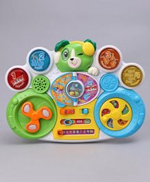 Leap Frog Battery Operated Musical Interactive Toy - Multicolor