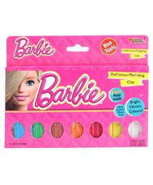 Barbie Modelling Clay with Mold - 100 gm