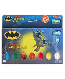 DC Batman Modelling Clay with Mold - 100 gm