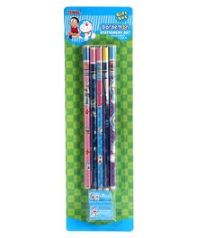 Doraemon Stationery Gift Set Multicolor - 7 Pieces