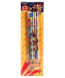 Motu Patlu Stationery Gift Set Multicolor - 7 Pieces