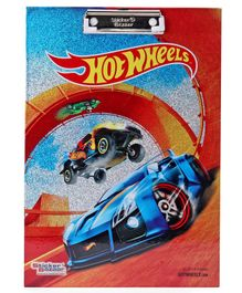 Hot Wheels Sparkling Exam Board - Multicolor