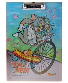Tom & Jerry Exam Board 3D Print  - Multicolor