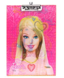 Barbie 3D Exam Board - Pink