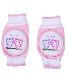 1st Step Baby Knee Pads - Pink