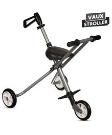 Nhr Vaux Stroller with Parent Push Handle - Grey