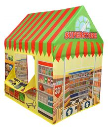 Playhood Super Store Tent House - Multicolor