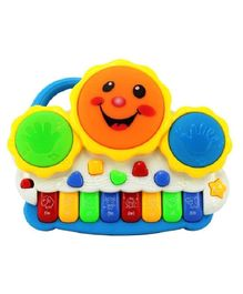 Toyshine Musical Interactive Toy - Multicolour