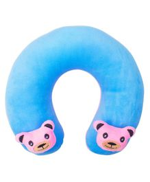 Ole Baby Horseshoe Shape Neck Pillow - Blue