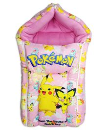 Pokemon Sleeping Bag - Pink