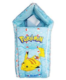 Pokemon Sleeping Bag - Blue
