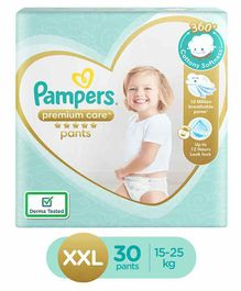 Pampers Premium Care Pant Style Diapers XXL Size - 30 Pieces