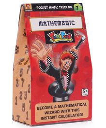Imagician Playthings Pocket Magic Series Mathemagic - Red