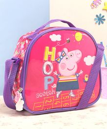 Peppa Pig Hopscotch Lunch Bag - Multicolor