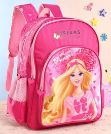 Steffi Love School Bag Pink - Height 16 Inches