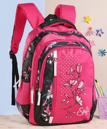 Steffi Love School Bag Pink - Height 17 Inches