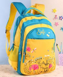 Steffi Love School Bag Yellow - 19 Inches