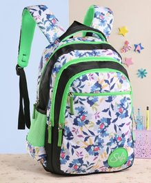 Steffi Love School Bag Green - Height 19 Inches
