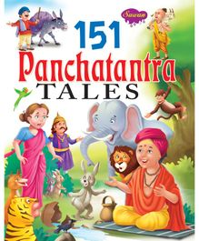 Sawan 151 Panchatantra Tales Book - English
