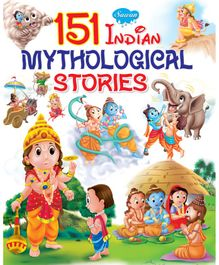 Sawan 151 Indian Mythological Story Book - English