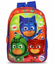 PJ Mask School Bag Red - 14 Inches