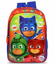PJ Mask School Bag Red - 16 Inches