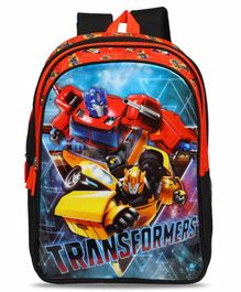 Transformer School Bag - Blue - 16 Inches