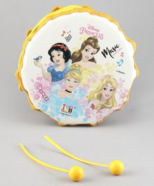 Disney Princess Medium Toy Drum Set (Color & Print May Vary)