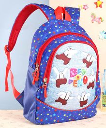 Beo N Peno School Bag Blue - 15 Inches
