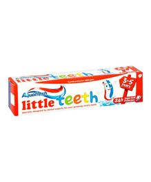 Aquafresh Little teeth Baby Toothpaste - 50 gm