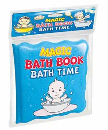 Dreamland Publications Magic Bath Time Book - English