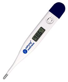 Sahyog Wellness Digital Thermometer - White