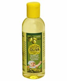 Afflatus Oliva Massage Oil 100 ml - Pack of 2