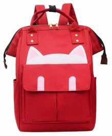 My NewBorn Backpack Style Diaper Bag - Red