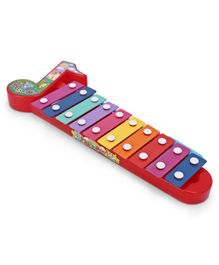 Musical Xylophone With Mallet - Muticolor