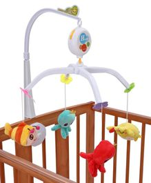 Baby Musical Shaking Bell - Multicolor