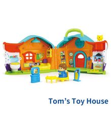 Toyshine Interactive & Musical Tom's Toy House - Multicolor