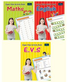Book Ford Publication Jumbo Activity Book Pack of 3 - English