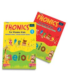Book Ford Publications Phonics Books 2 in 1 Combo - English