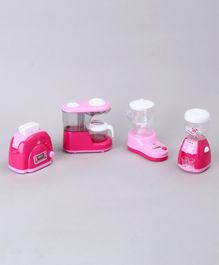 Mini Appliance Set of  4 - Pink