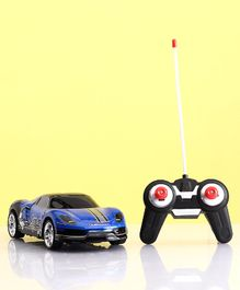 Remote Control Toy Car - Blue