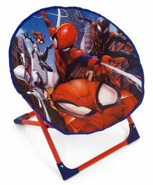 Arditex Marvel Spiderman Moon Chair - Blue Red
