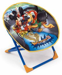 Arditex Disney Mickey Mouse Moon Chair - Multicolor