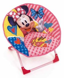 Arditex Disney Minnie Mouse Moon Chair - Pink