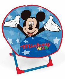 Arditex Disney Mickey Mouse Moon Chair - Blue