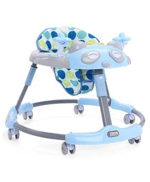 Baby Walker with Music - Blue