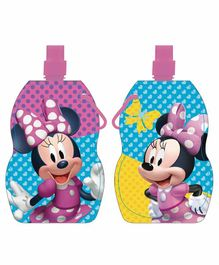 Arbitex Disney Minnie Mouse Foldable Water Bottle Pink - 500 ml