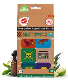 Runbugz Mosquito Repellent Patches - 30 Patches
