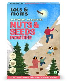 Tots and Moms Baby Foods Protein Booster Powder - 100 gm